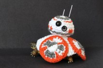 BB-8 Kirby is back. Not noms.