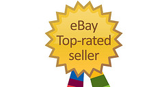 eBay Top-Rated Seller Badge