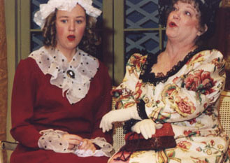 Mrs. Nickel and I in Pride and Prejudice