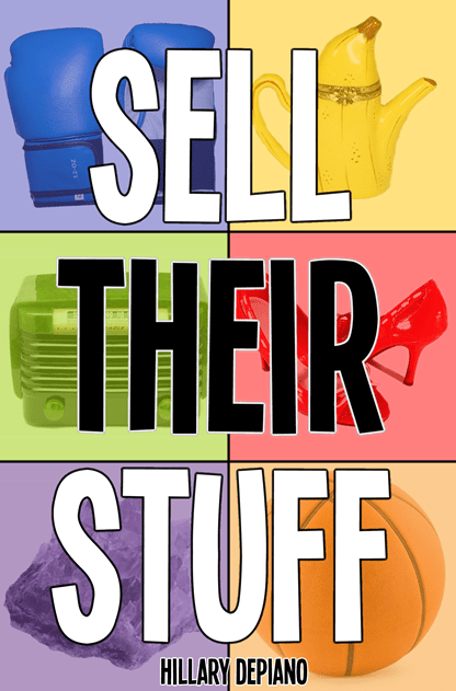 Win a copy paperback of Sell Their Stuff in this Goodreads giveaway!