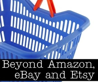 Win a FREE paperback copy of Beyond Amazon, eBay and Etsy!