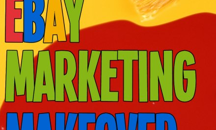 eBay Marketing Makeover is now available for pre-order (& how to get an early copy)