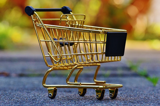 Shopping cart widgets let you turn any website into an e-commerce webstore