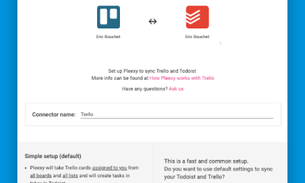 Pleexy is the missing link between Trello and Todoist