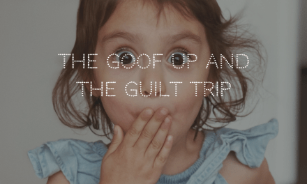 Finely Aged Whine (Seller Stories): The Goof Up and The Guilt Trip