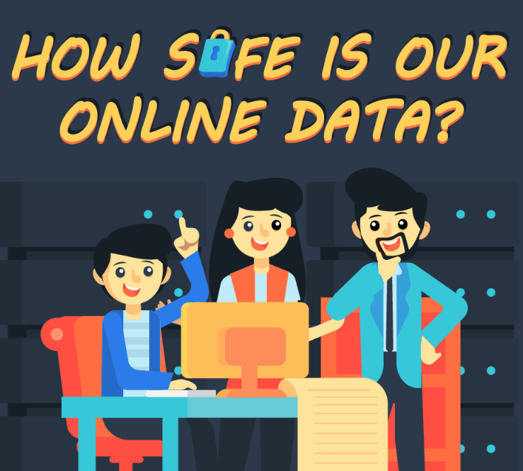 How Safe Is Our Online Data?