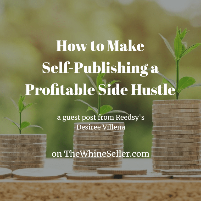 How to Make Self-Publishing a Profitable Side Hustle