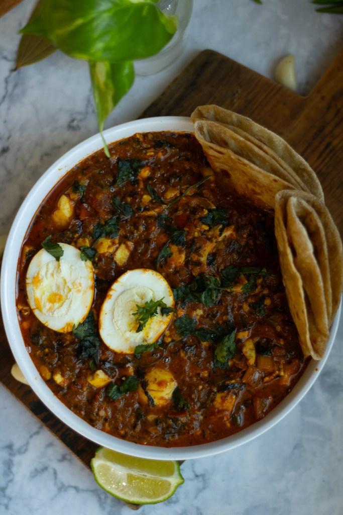 Masala Egg Curry