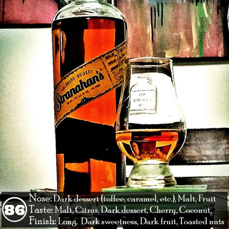 Stranahan's Colorado Whiskey Review
