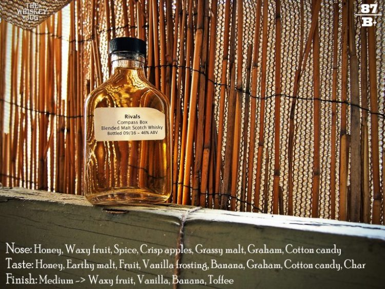 Compass Box Rivals Review