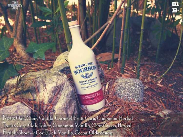 Spring Mill Bourbon Review