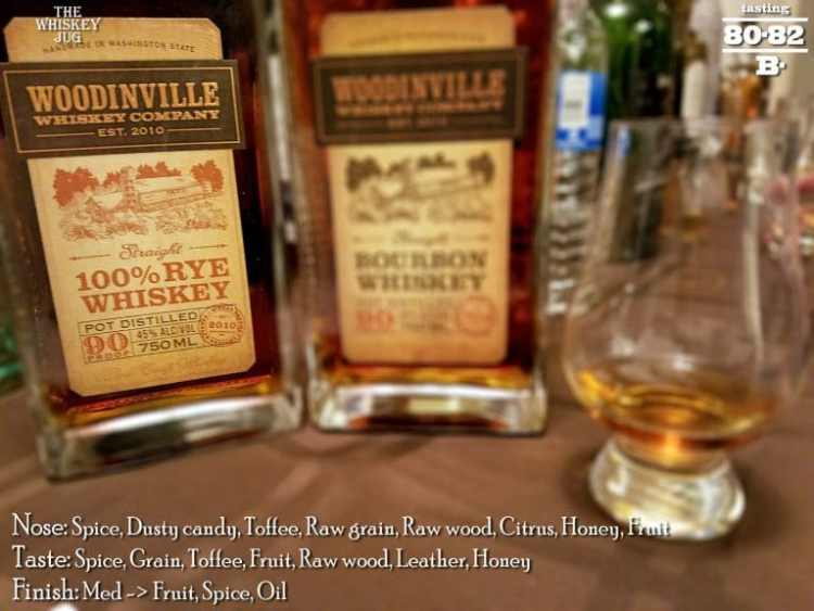 Woodinville Straight Rye Review