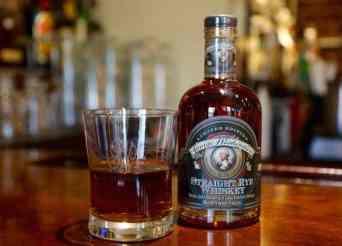 George Washington's Straight Rye Whiskey