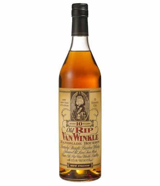 Whiskey Review: Old Rip Van Winkle 10 Year Old