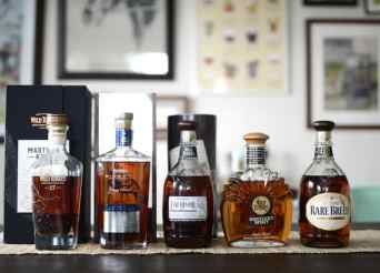 Wild Turkey Higher End Bottlings
