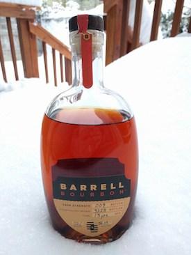 Barrell Bourbon Batch 009