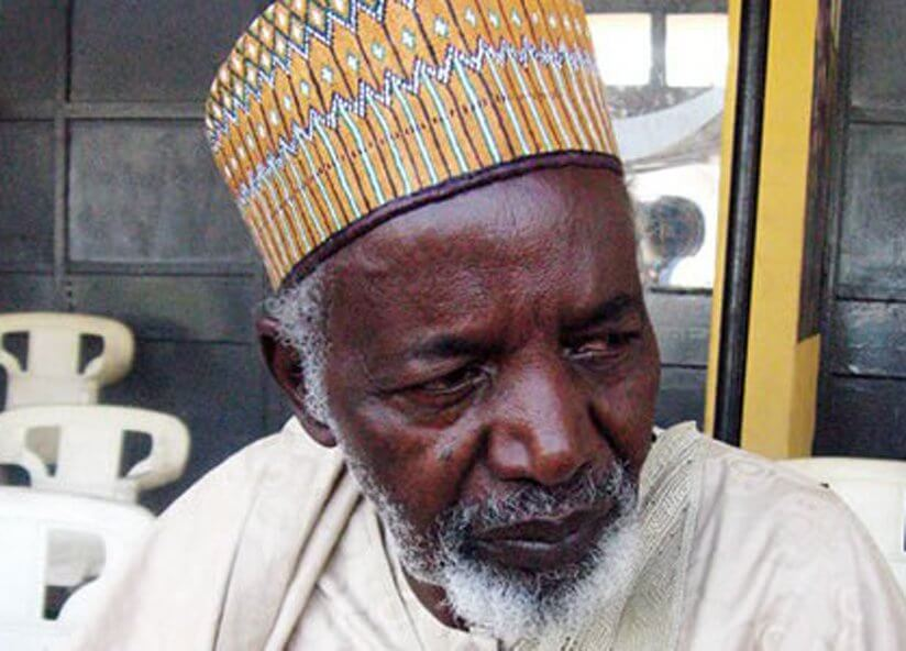 Image result for Balarabe Musa: Nigeria will be worse if PDP returns to power