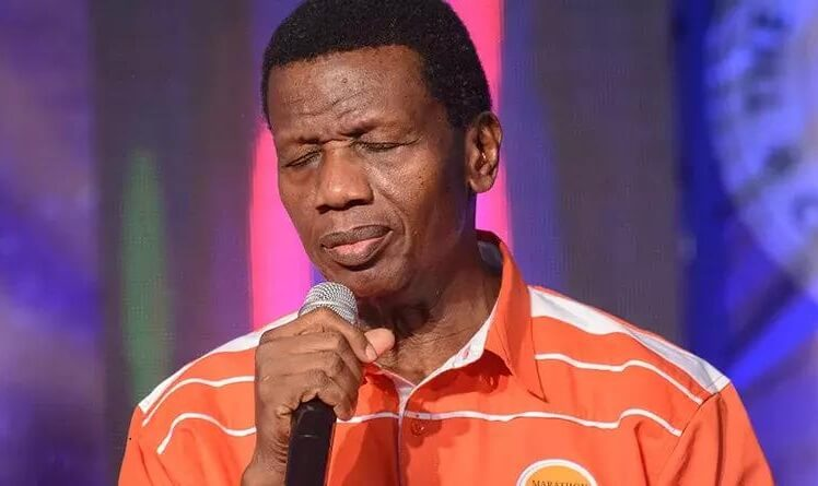 Image result for Nobody can kill me, because I'm already dead – Pastor Enoch Adeboye says