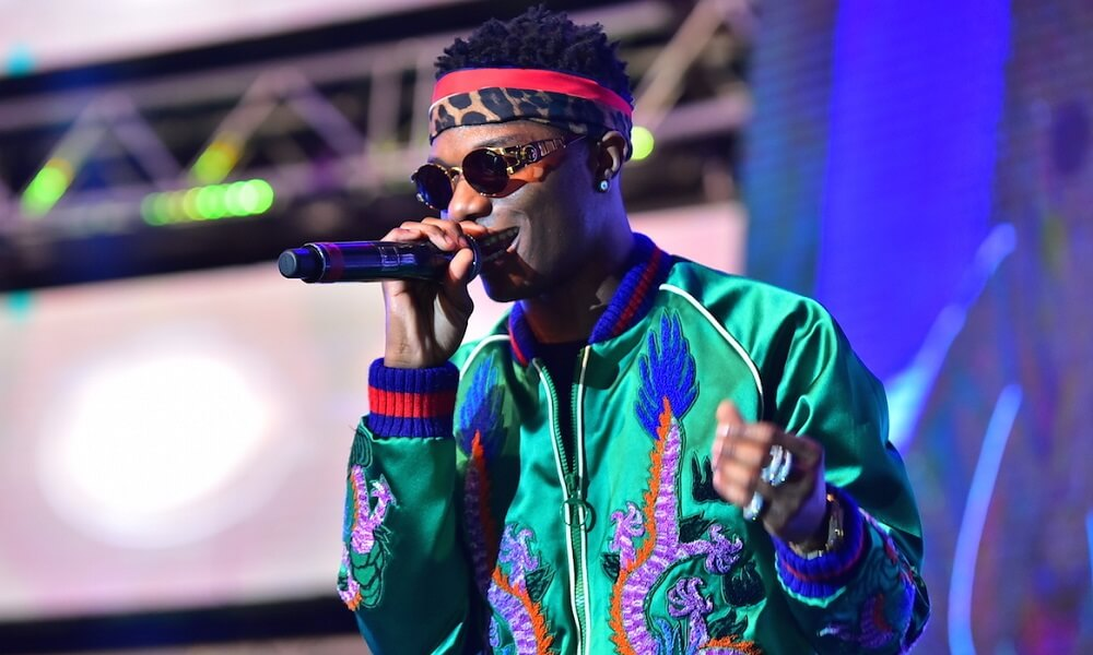 Image result for Goodluck Jonathan Congratulates Wizkid On His MOBO 2017 Awards