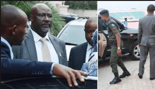 Image result for We did not attack Senator Dino Melaye - Police