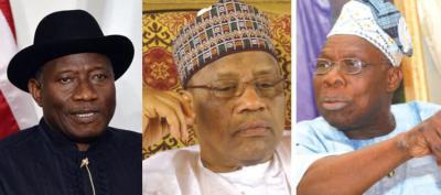 Image result for Obasanjo, Jonathan, IBB,