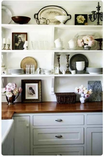 Kitchen Series Day 3: Counter Tops ... on Farmhouse Counter Tops  id=73700