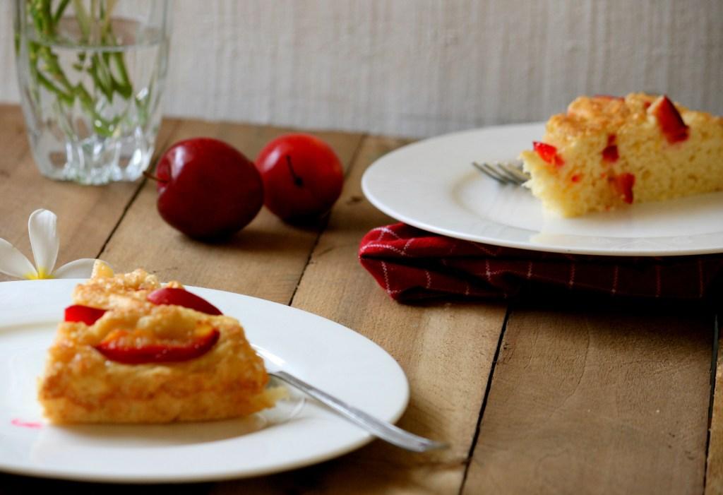 Apricot Frangipane Cake Recipe