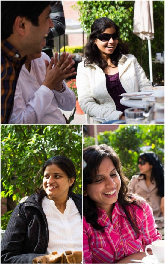 Saturday Brunch @ All American Diner India Habitat Center