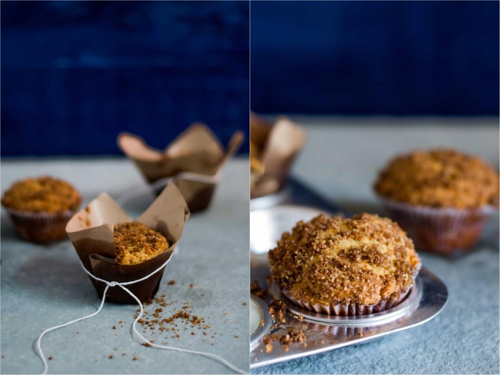 Apple Pie Muffins - The White Ramekins