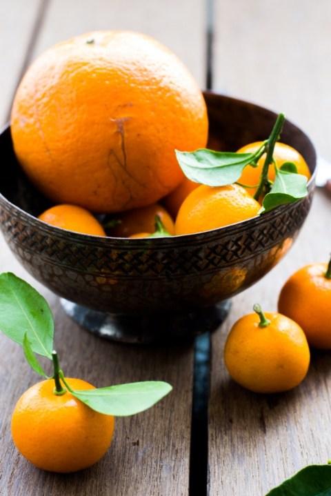 Orange Kamquat Gluten Free Cake 3