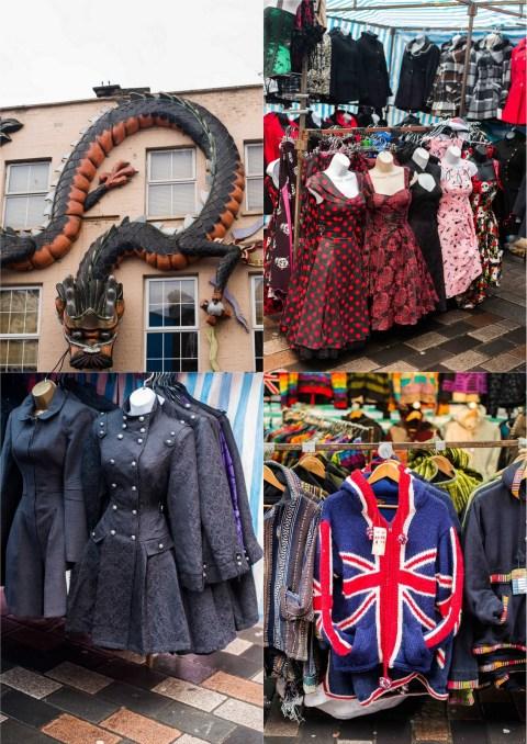 inverness market camden london