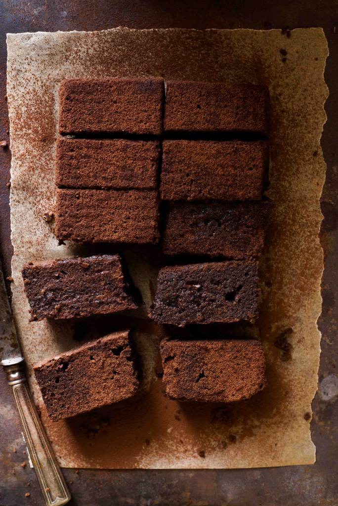 Decadent Whole Wheat Brownies