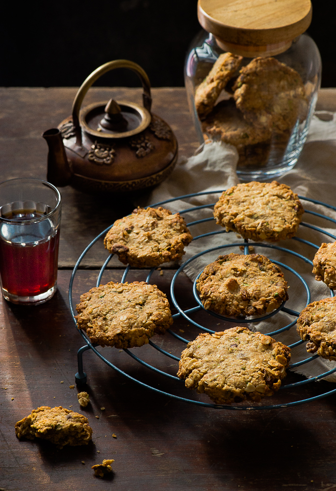 pistachio-raisins-wholemeal-cookies-2