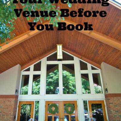 10 Questions to Ask Your Venue Before You Book