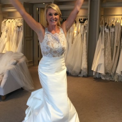 ALL ABOUT THE DRESS…..