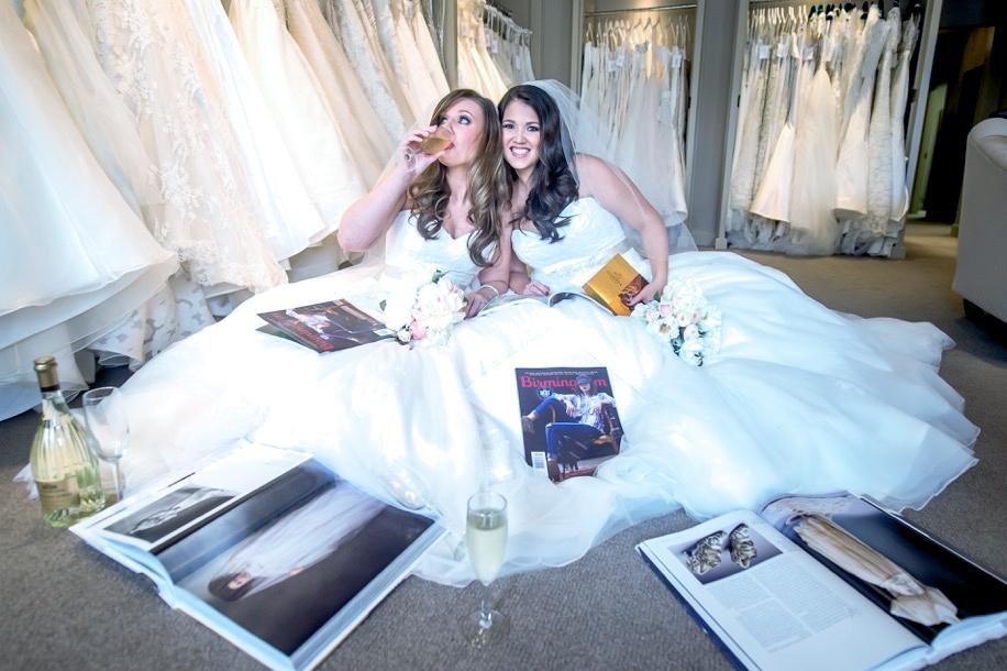 couture bridal boutique