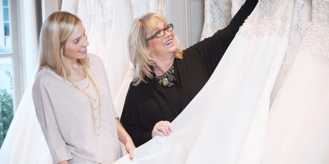 The White Room couture bridal boutique Birmingham, AL