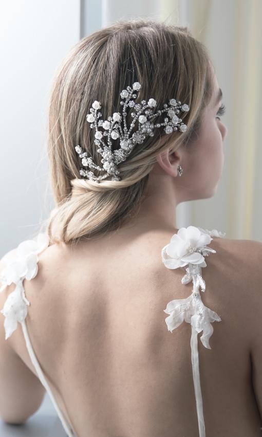 Maria Elena Hair Comb