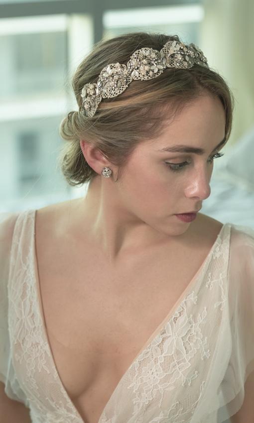 Maria Elena Hair Crown