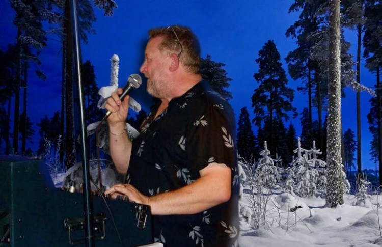 Winter Wonderland with DJ Bobby at the White Swan Hotel in Henley in Arden