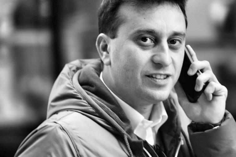David Parenzo - #ijf14