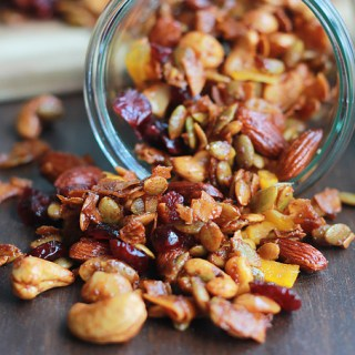 Chipotle Trail Mix