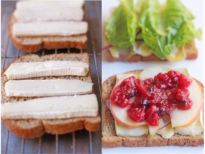 Sandwich-Diptych