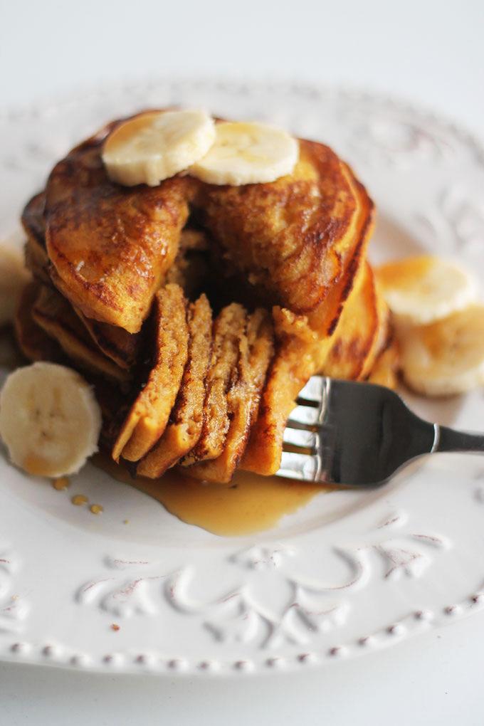 Stack-of-Pumpkin-Banana-Pancakes-2