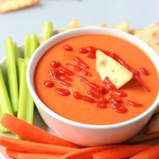 Red Lentil & Roasted Red Pepper Spread