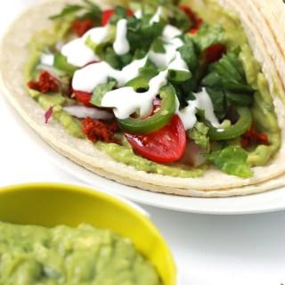 WIAW-Chorizo Tacos For Dinner