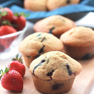 Classic Breakfast Muffins and Cookbook Giveaway