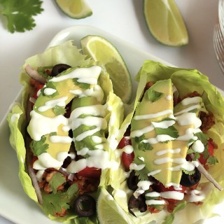 Raw Gluten-Free Tacos