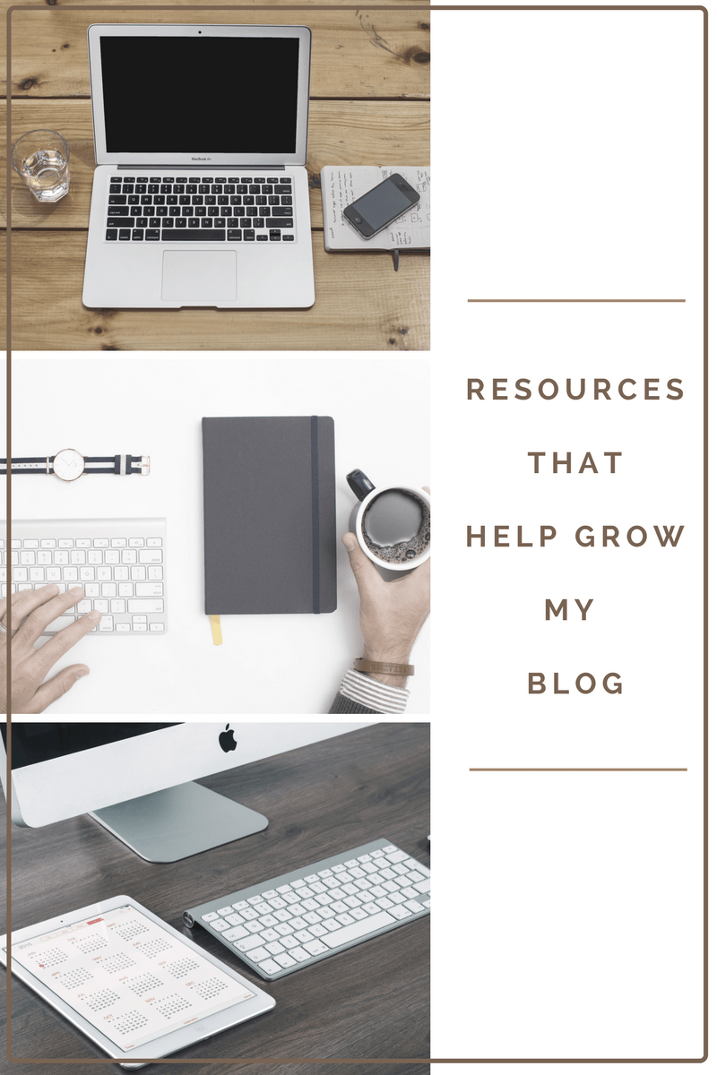 Now that you have started your blog, you need resources to help get your blog noticed. What you will find here are the resources that I use and continue to use to grow my blog. I hope that you will fine them as useful as I have.