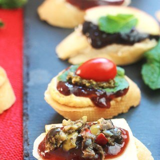 Stress-Free Crostini Appetizer Party